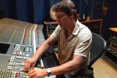 Mixing live album Ina Mueller 2012